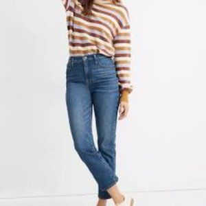 Madewell Classic Straight Jeans - Size 27